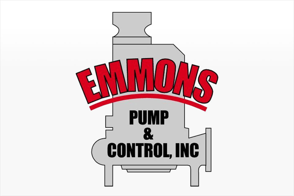 Emmons Pump & Control - Previous Logo