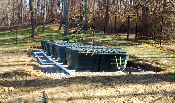 Westchester, NY Mechanical Aeration System