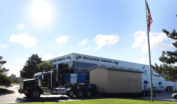 Metropolitan Industries Headquarters in Romeoville, IL