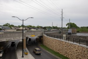 Munster Ind. Underpass Flood Prevention Protected by Lift Station